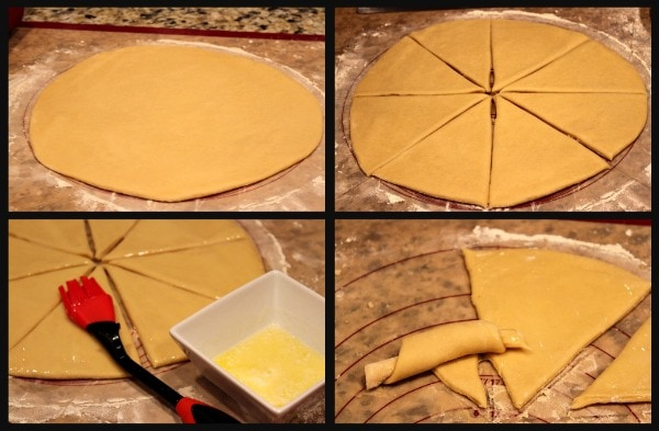 Croissant Rolls 8