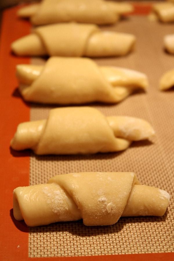 Croissant Rolls 9