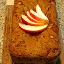 Fresh Apple Bread Pic