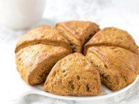 gingerbread-scones