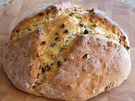 Irish Soda Bread Recipe — Dishmaps