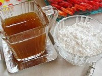 Maple Ginger Syrup