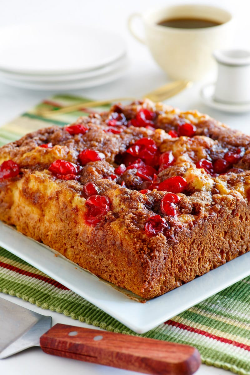 Night Before Christmas Coffee Cake