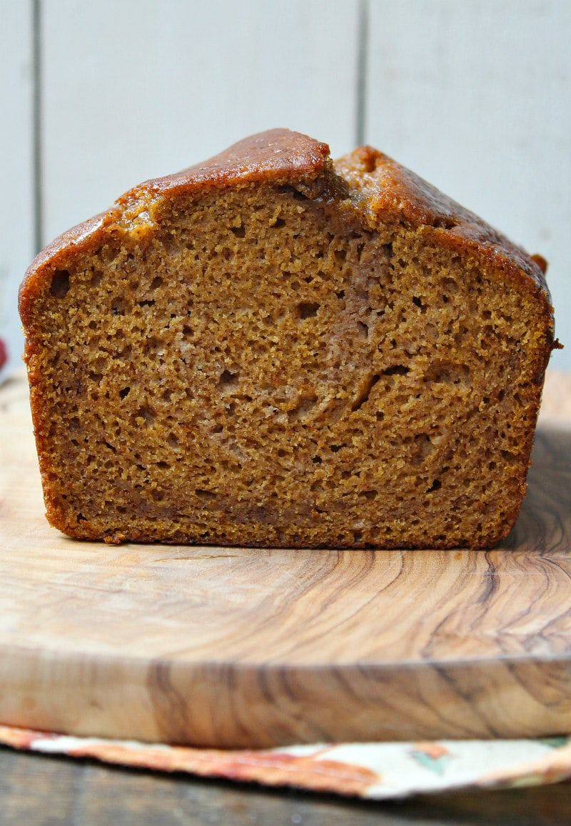 Best Pumpkin Bread Recipe Recipe Girl