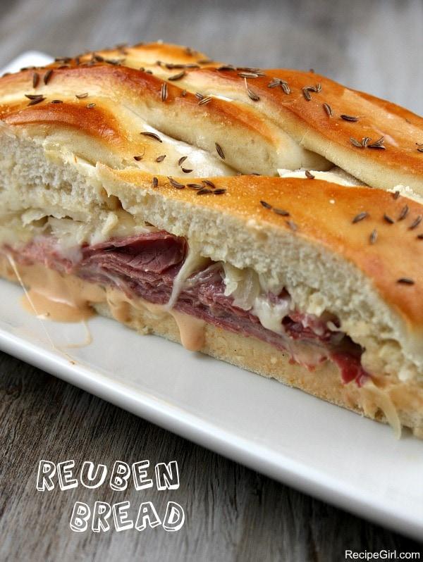 reuben soup reuben panini reuben sandwich reuben quesadillas reuben ...