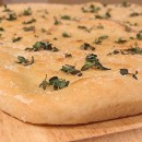 Salted Thyme Flatbread