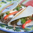 Slow Cooked Carnitas Tacos