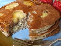 Buckwheat Banana Pancakes 6