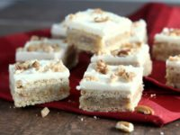Butter Brickle Graham Cracker Bars