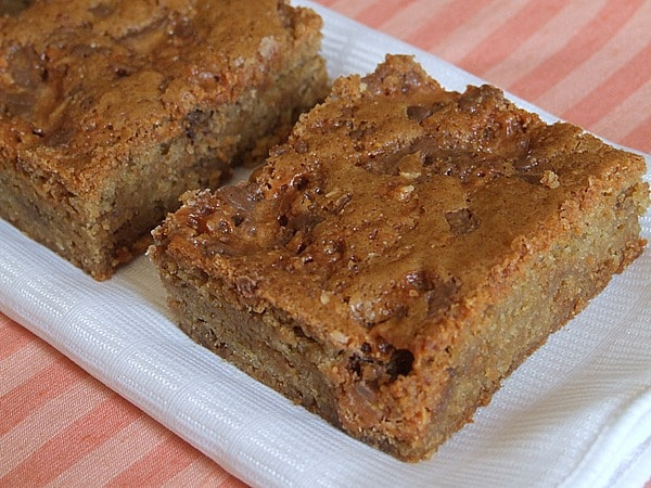 Butterfinger Brownies 2