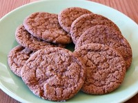 Chewy Molasses Spice Cookeis