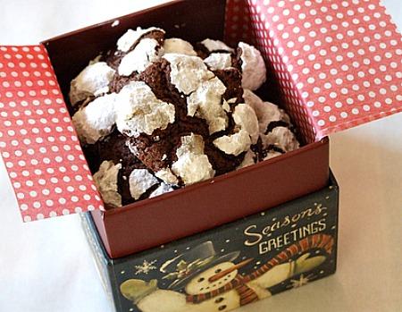 Chocolate- Espresso Snowcaps