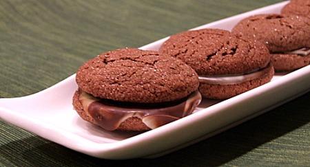 Bake And Slice Chocolate Swirls Recipe — Dishmaps