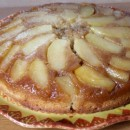 Apple Cinnamon Upside Down Cake