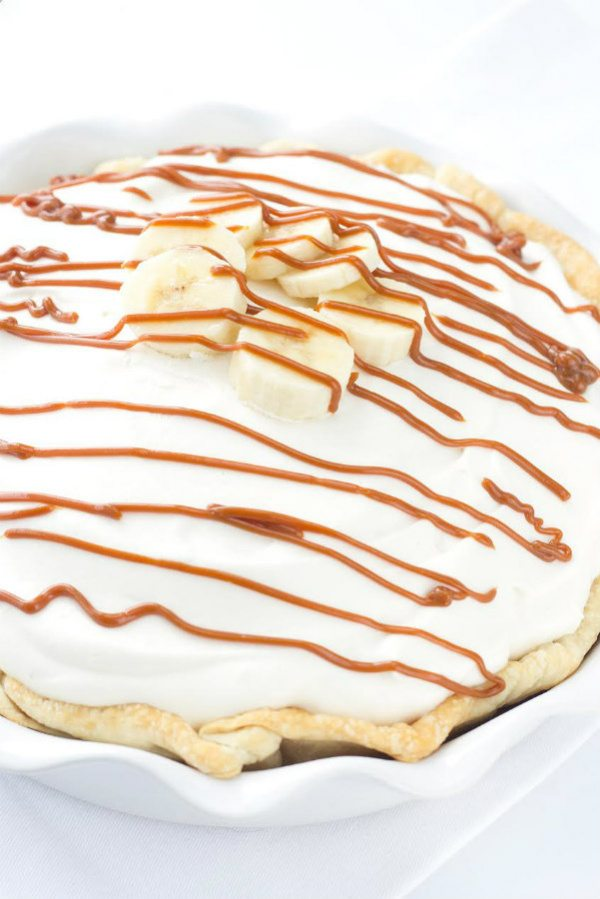how to cook banoffee pie