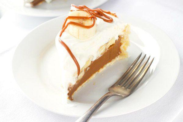 Banoffee Pie recipe - from RecipeGirl.com