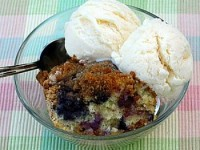 Blueberry Buckle Pic