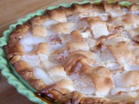 California Pear Pie