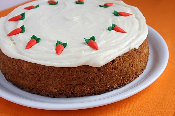 Cake Recipes In Pictures: Alton Brown's Carrot Cake Recipe