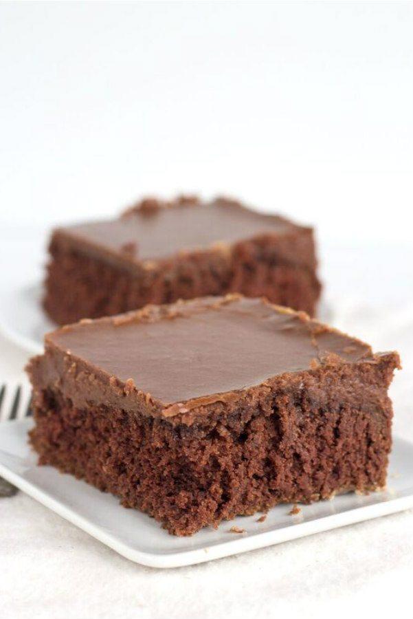 Chocolate Scratch Cake Recipe