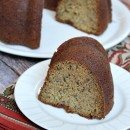 Classic Banana Bundt Cake #recipe