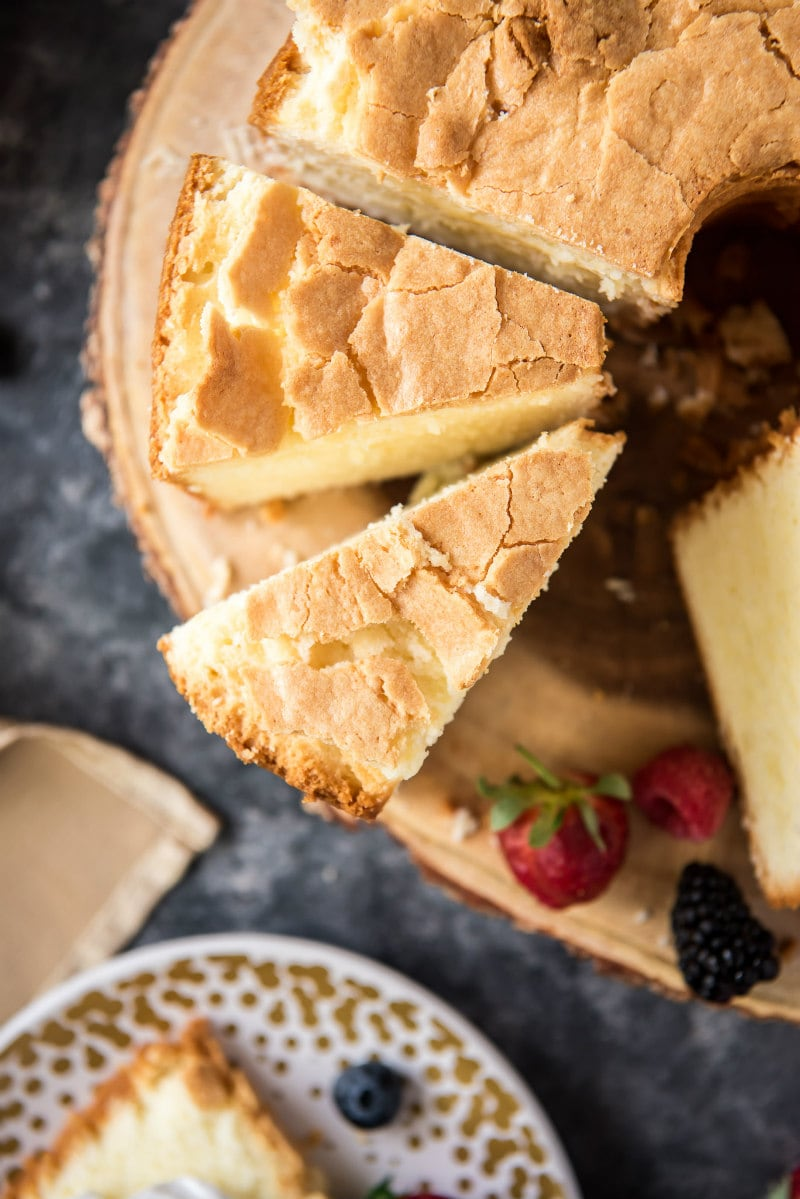 Cream Cheese Pound Cake Recipe Girl