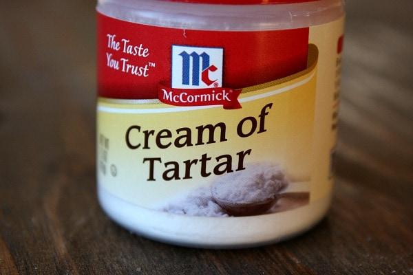 Where is cream of tartar