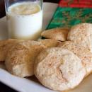 Eggnog Cookies