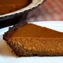 Ginger Pumpkin Pie 2