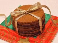 Gossamer Spice Cookies