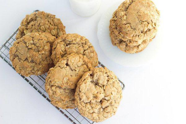 Grandma's Oatmeal Cookies - Recipe Girl