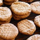 Great Grandmas Peanut Butter Cookies Pic