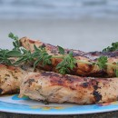 Grilled Chicken with Lemon 2