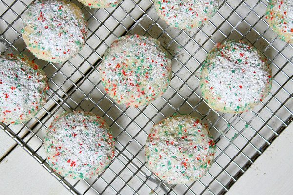 Holiday Nuggets Cookie Recipe : a holiday cookie recipe that has been in my family for 40+ years - from RecipeGirl.com