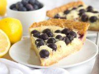 lemon-blueberry-custard-pie