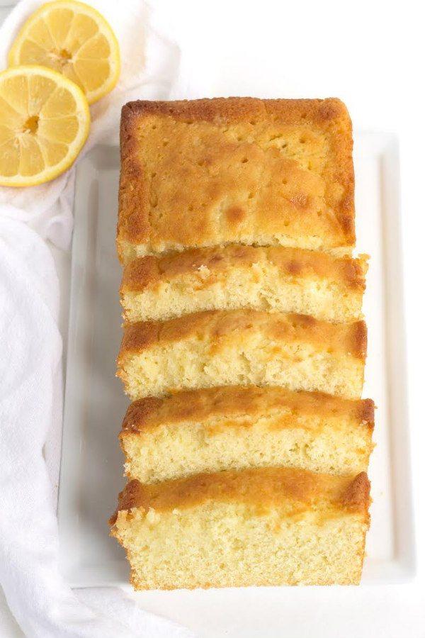 Lemon Tea Cake Recipe Girl