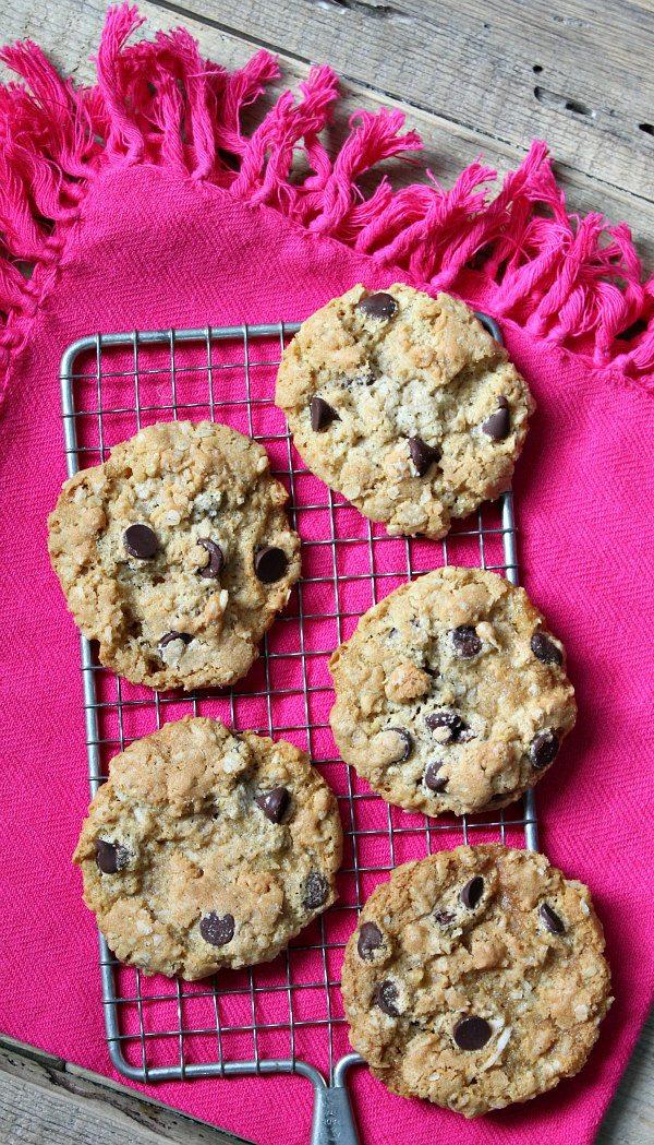 Lone Ranger Cookies recipe - from RecipeGirl.com