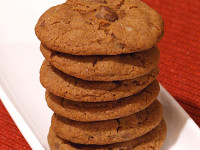 Milk Chocolate Gingersnaps
