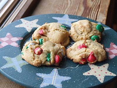 Mountain Christmas Cookies recipe