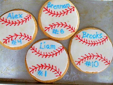 Icing Sugar Cookies - Food Network Canada