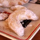 Peppermint Crescents