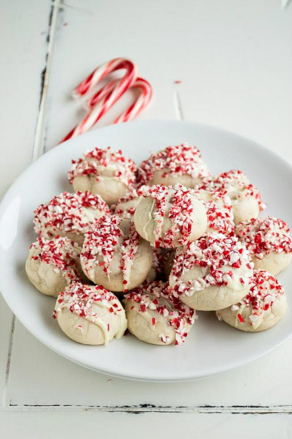 Peppermint Puffs Recipe