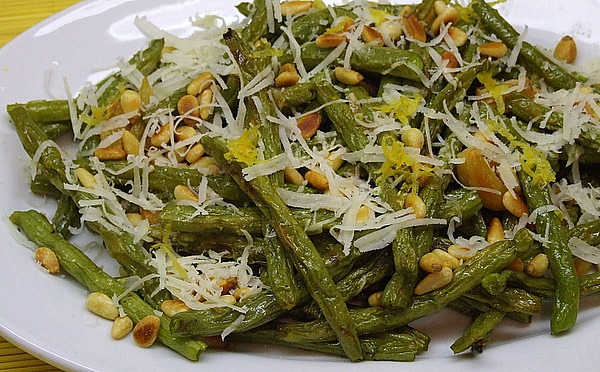 with lemon for stir fried green beans roasted green beans with stir ...