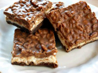 Royal Chocolate Marshmallow Bars Pic