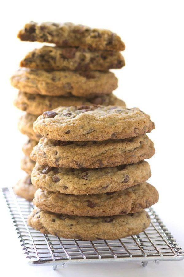 Secret Ingredient Chocolate Chip Cookies recipe from RecipeGirl.com
