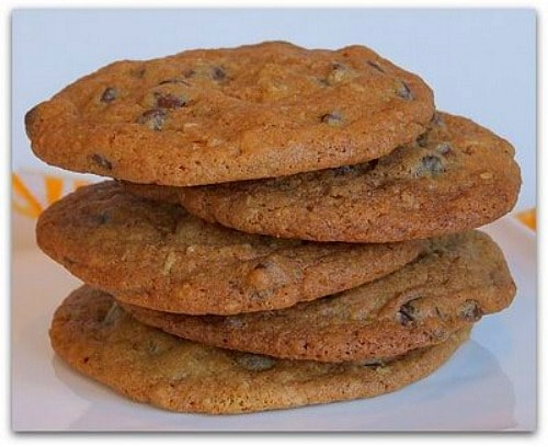 Secret Recipes Chocolate Chip Cookies