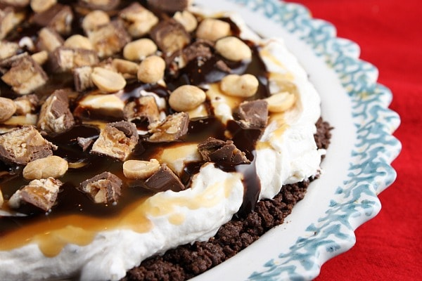 Snicker's Bar Pie