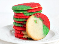 Swirled Mint Cookies Recipe - RecipeGirl.com