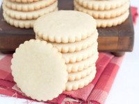 Vanilla Cut Out Cookies Recipe