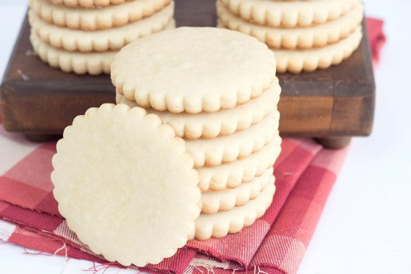 Vanilla Cut Out Cookies Recipe